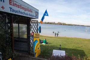 Tauchfahrt Kulkwitzer See @ Kulkwitzer See