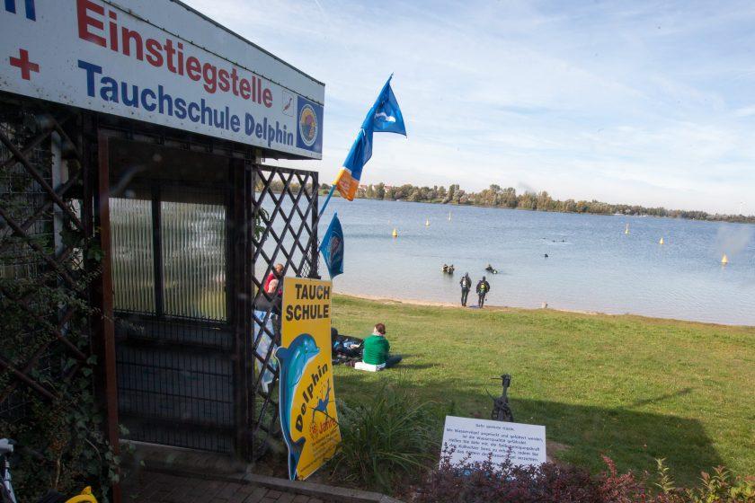 Tauchfahrt Kulkwitzer See 2018