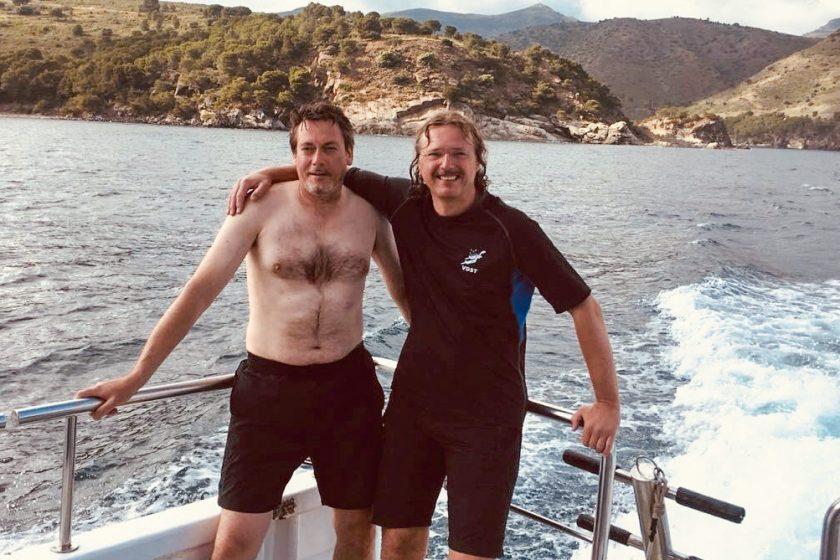 Zwei neue Tauchlehrer * für den Verein