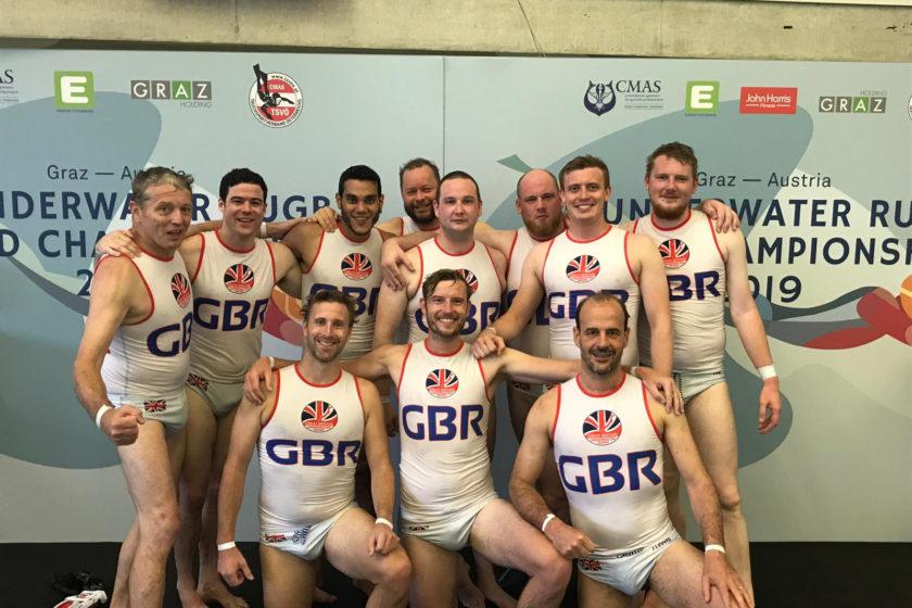 Unterwasser Rugby Wold Championship