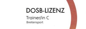 Trainer C Lizenz