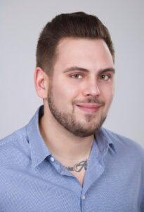 Benjamin Dämmrich wird neuer Schriftführer